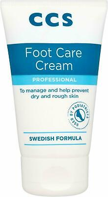 £4.49 • Buy CCS Foot Care Cream Professional 60ml - Best Price - Free UK Shipping