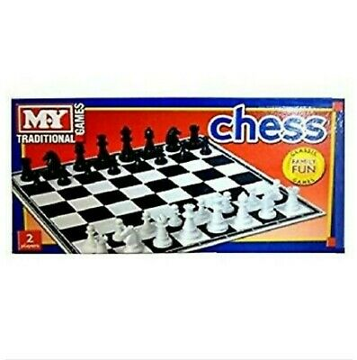 £5.90 • Buy My Traditional Games Plastic Chess Board