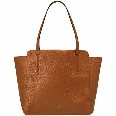 AU229.99 • Buy OROTON AVALON MINI TOTE COGNAC RRP$329 Womens Leather Bag Handbag Brown New