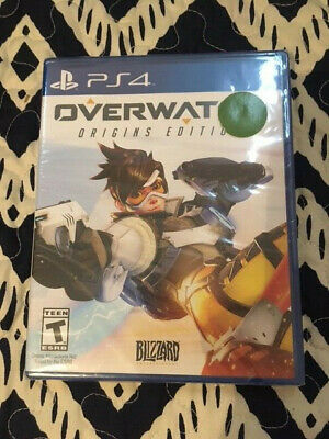 AU32.82 • Buy OVERWATCH ORIGINS EDITION PS4 PlayStation 4 NEW/SEALED!