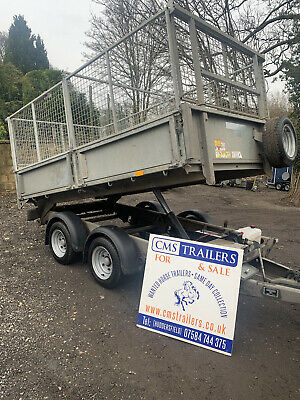 Ifor Williams 10ft Tipping Trailer • 4,950£