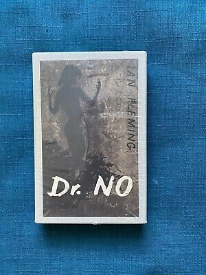 $90 • Buy Ian Fleming DR. NO First Edition Library Facsimile With Slipcase 007 Bond FEL