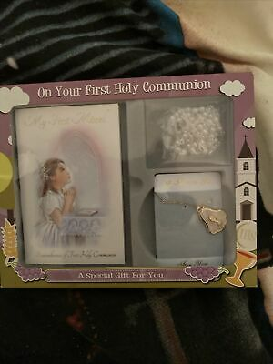 First Holy Communion Gift For A Girl • 4£