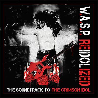 W.A.S.P. - RE IDOLIZED THE SOUNDTRACK TO THE CRIMSON IDOL PICTURE - 2 LPs + DVD • 34.59£
