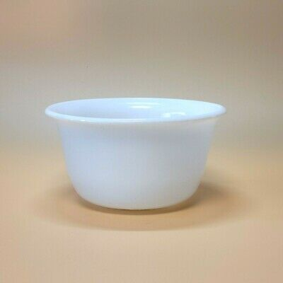 $8 • Buy Milk Glass Flare Rimmed 1 Qt GE Stand Mixer Bowl
