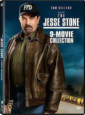 £35.75 • Buy JESSE STONE - Complete 9 MOVIE COLLECTION SET (DVD) UK Compatible New/ Sealed