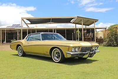 AU44000 • Buy 1972 Buick Riviera Coupe BGS Classic Cars Chevrolet Ford Oldsmobile Cadillac V8