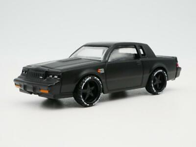$11.95 • Buy 1987 87 Buick Grand National Real Riders Black Rare 1:64 Scale Diorama Diecast