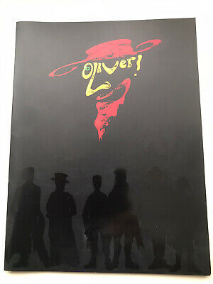 £8.95 • Buy OLIVER The Musical LARGE Programme /Brochure JIM DALE SALLY DEXTER MILES ANDERSO