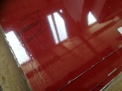 Formica Laminate Sheets Red Gloss • 55£