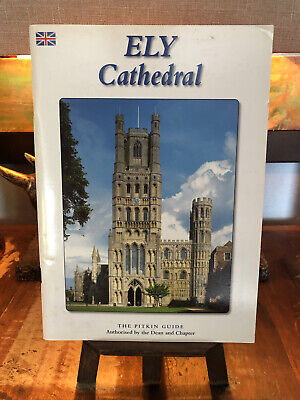 Ely Cathedral - The Pitkin Guide Book - 2001 - Cambridge Cambridgeshire   • 2.99£