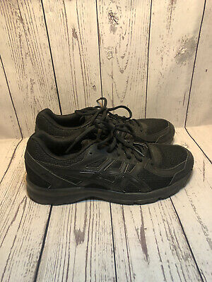 $ CDN18.98 • Buy ASICS Womens Jolt Running Shoes Black T7K8N Low Top Lace Up Sneakers Size 8.5