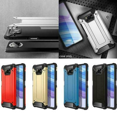 New Ultra Thin Shockproof Case For Xiaomi POCO X3 AU Phone Case NFC Mobile E1Q6 • 2.86£