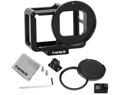 $ CDN23.73 • Buy Case Aluminum Alloy Frame Housing Gopro Hero 7 Black/Hero 6/ Hero 5/(2018) 52mm