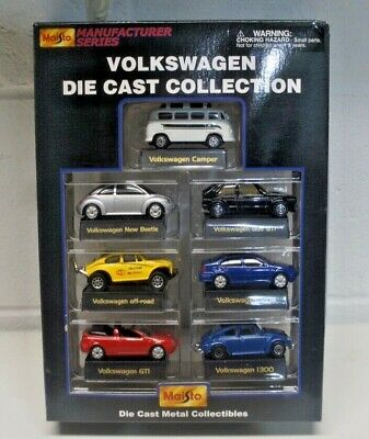 $ CDN36.29 • Buy Maisto Volkswagen 7 Pack Die Cast Collection NEW