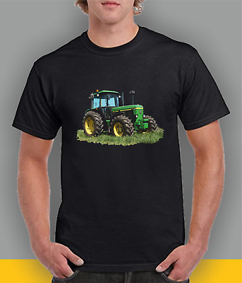 £16.50 • Buy 3650 Classic Farming Tractor Inspired T-shirt, Gift Idea