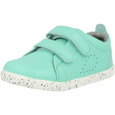 Bobux I-Walk Grass Court Peppermint Premium Leather Infant Shoes • 42.84£