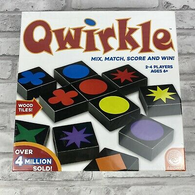 $ CDN27.33 • Buy MindWare Qwirkle Board Game New In Package