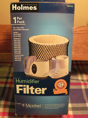 $ CDN15.59 • Buy Holmes Replacement Humidifier Filter HWF62  SHIPS FREE IN USA