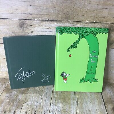 £8.18 • Buy The Giving Tree And Runny Babbit Shel Silverstein Hardcover Lot Of 2