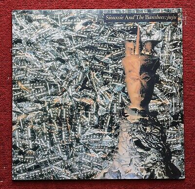 Siouxsie & The Banshees Juju Vinyl (New & Sealed) • 20.50£