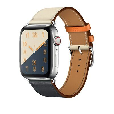 AU31.04 • Buy Leather Apple Watch Band Wrist Band Strap Single For IWatch 6 SE 5 4 3 38/40/44