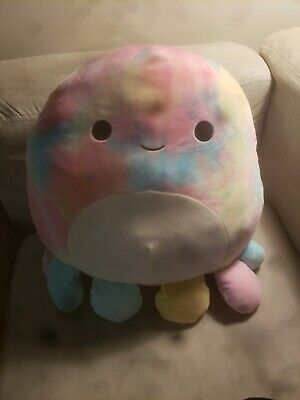 $ CDN32.50 • Buy Squishmallow 16 Inch Opal The Octopus Costco Canada Exclusive With Eyes Open