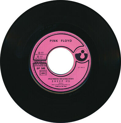 £2750 • Buy Pink Floyd - Sheep / Pigs On The Wing - French Promo Only 7  45