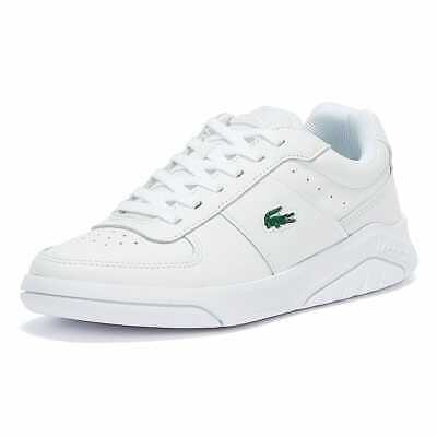 Lacoste Game Advance 721 2 Womens White Trainers Sneakers Running Sports Shoes • 81£
