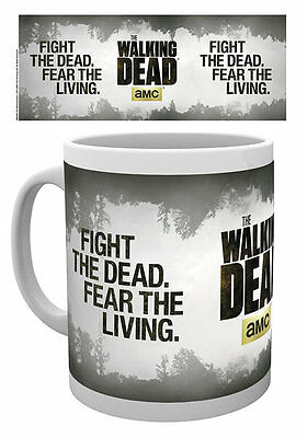 £7.95 • Buy The Walking Dead Fight The Dead Mug New Gift Boxed 100% Official Merchandise