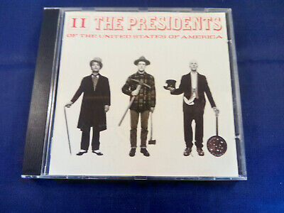 The Presidents Of The United States Of America - II (CD 1996)  • 4.50£