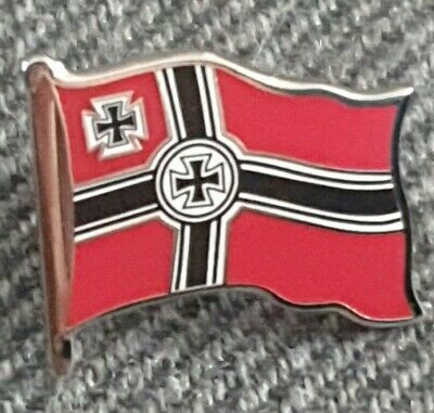 £7.50 • Buy WW2 GERMAN MILITARY PIN BADGE EAGLE IRON CROSS MODERN REPRO 3rd REICH STYLE