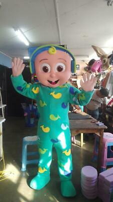 £236.42 • Buy JJ Baby Boy Coco Mascot Melon Costume Character Party Event Birthday Cosplay