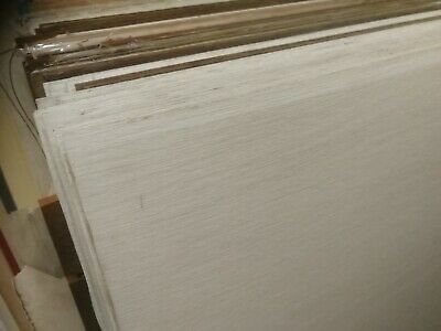 Formica Laminate Sheets Shabby Chic Ash White • 55£