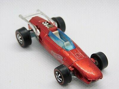 $ CDN202 • Buy Hot Wheels Redlines Indy Eagle Red White Interior Tough!!!