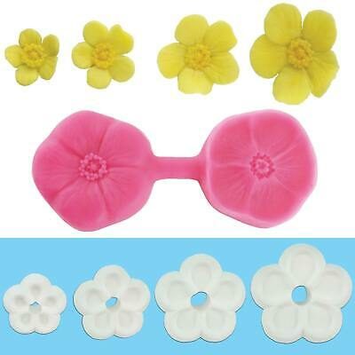£9.95 • Buy Buttercup Multi Set Collection Cake Decorating Craft Flower