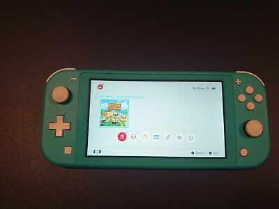 AU245.63 • Buy Nintendo Switch Lite Handheld Console - Turquoise Excellent Condition