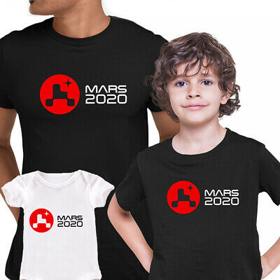Mars Landing 2021T-Shirt Space Nasa Perseverance Tee Red Planet Unisex Top • 10.99£