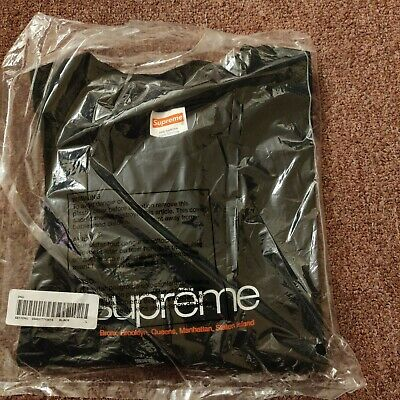 $ CDN94.63 • Buy Supreme Five Boroughs T-shirt Black - Size Large In Hand