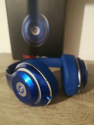 Beats By Dr Dre Studio 2 Wired Blue • 60£