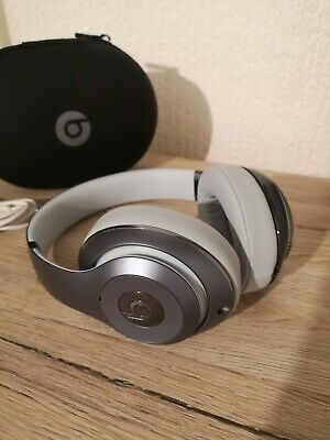 Beats By Dr Dre Studio 2 Wired Metallic Sky • 80£