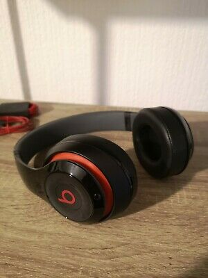 Beats By Dr Dre Studio 2 Wired Gloss Black • 60£