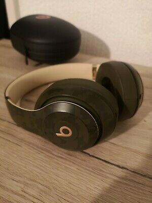 Beats By Dr Dre Studio 3 Wireless Camo Forest Green • 130£