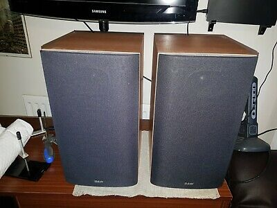 $ CDN336.58 • Buy Bowers And Wilkins B&W DM601 S3 Speakers (Sorrento Colour)