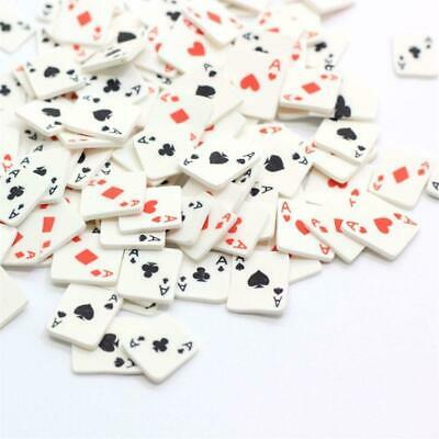 AU4.40 • Buy 1500Pcs Fruit Slices Decor Additives For Slime Filler Supplies Charms Clay Acces