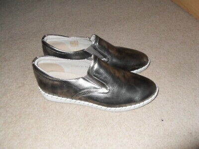 Pewter Colour Casual Shoes By Betsy. Size 5. Worn Once • 10£