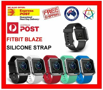AU7.70 • Buy Various Luxury Band Replacement Wristband Watch Strap Bracelet For Fitbit Blaze