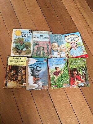 Ladybird Childrens Classics Bundle Of 8 Collectable • 10£