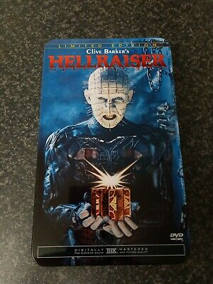 Hellraiser Limited Edition DVD Boxset  • 5£