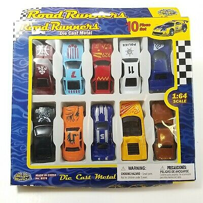 Road Runners  Toy Car And Hobby Set. • 6.36£